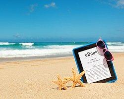 Elektronik Kitap Okumak İçin Yedi Sebep