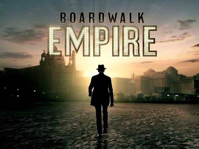 10. Boardwalk Empire