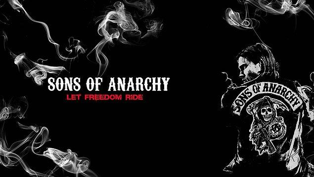 2. Sons of Anarchy