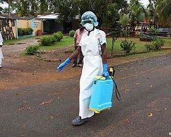 Batı Afrika'da Ebola Tehdidi