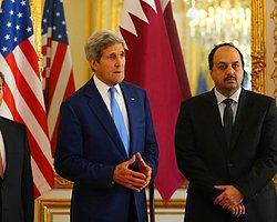 Kerry, İsrailli Askerin Salıverilmesi İçin Türkiye ve Katar'dan Yardım İstedi