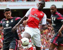 Emirates Kupası'nda Taraftarlar Gole Doydu