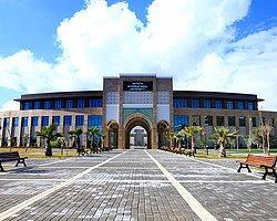 Türkiye'deki İlk Uluslararası Niteliğe Sahip Üniversite'de Okumak Ayrıcalıktır...