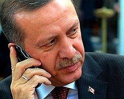Erdoğan'dan Aliyev'e Taziye Telefonu