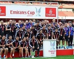 Emirates Cup Valencia'nın!