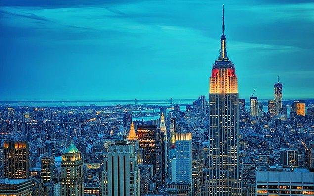 """""""New York"""" çıktı!"""