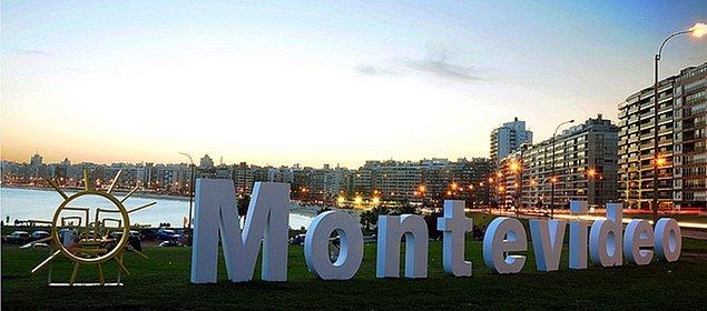 """""""Montevideo - Uruguay"""" çıktı!"""
