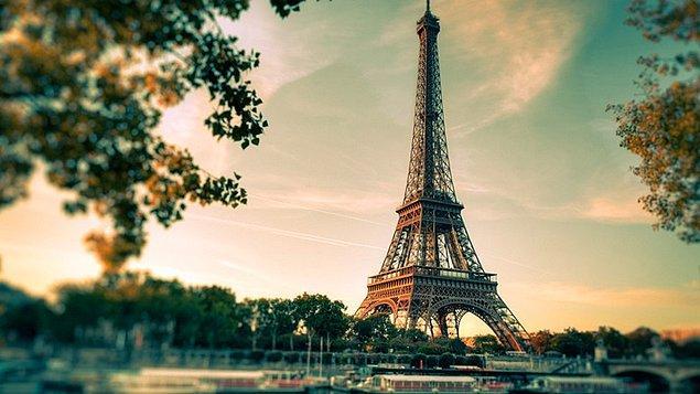 """Paris"" çıktı!"