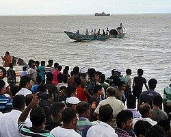 Bangladeş Tekne Kazası: 100 Kişi Kayıp