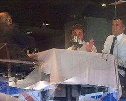 Real Madrid Başkanı Transfer Görüşürken Yakalandı