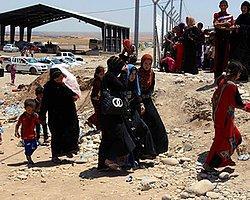 IŞİD, 500 Kişiyi Öldürdü, 500 Kadını Esir Aldı