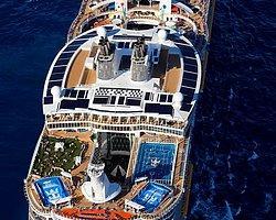 """9 Harika Fotoğrafla Dünyanın En Büyük En Eğlenceli Cruise Gemisi  """"Allure of the Seas"""""""