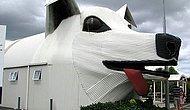 UFO, Ejderha, Deniz Kabuğu! - En İlginç 10 Fantastik Yapı