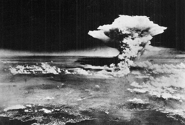 45 Etkileyici Fotoğrafla Hiroşima ve Nagazaki'ye Atılan Atom Bombaları