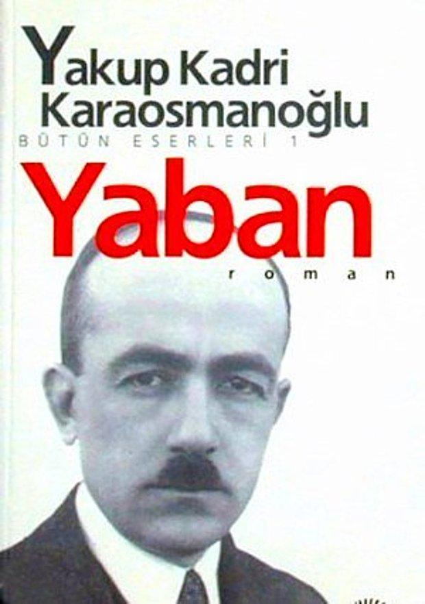 Yaban - Yakup Kadri