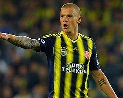 Bursaspor Samuel Holmen'i Transfer Etti
