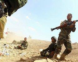 Mahmur'da 'Çatışmalar Yeniden Başladı'