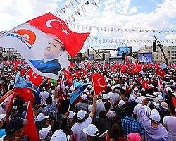 Erdoğan'ın Mitinginde 20 Kişinin Cüzdanı Çalındı