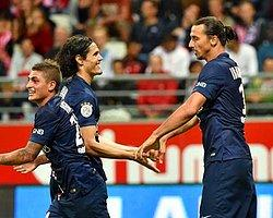 Zlatan PSG'yi İpten Aldı