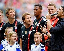 Bayern Münih Açılışı Yaptı