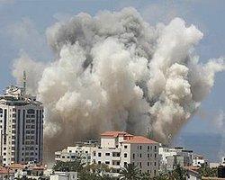 İsrail Gazze'ye Yönelik Saldırılarını Sürdürüyor