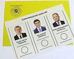 Türkiye Cumhurbaşkanını Seçiyor: Oy Verme İşlemi Sona Erdi