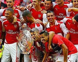 Arsenal Sezona Kupayla Başladı!