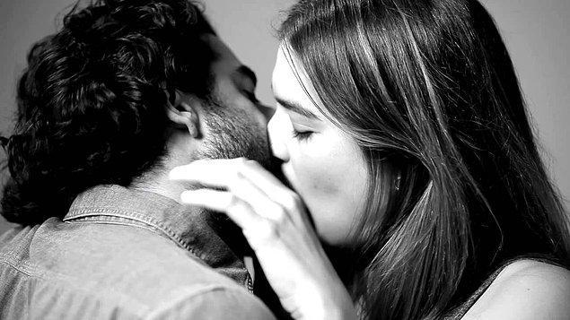 1. Her şey ilk öpücüğe bağlıdır.