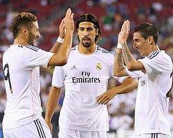 Real Madrid'de Di Maria Ve Khedira İçin Yolun Sonu Geldi