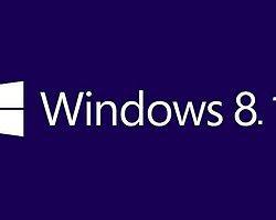 Windows 8.1 Güncellemesi Kullanıcılara Sunuldu