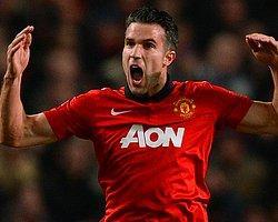 İngiliz Kulüpleri Arasında Forması En Çok Satan Futbolcu Manchester Unitedlı Van Persie Oldu