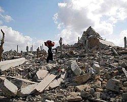 Gazze'de İkisi Gazeteci Altı Ölü