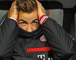 Bayern Münih'in Yıldızı Götze Yuhalandı