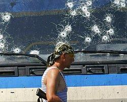 Ukrayna: Donetsk'e 'Topçu Ateşi Saldırısı'