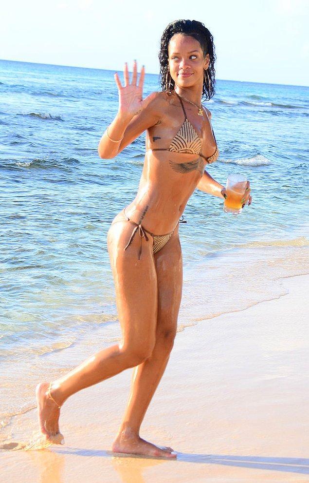 8. Rihanna