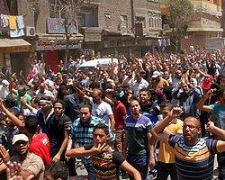 Mısır'da Rabia Eylemlerinde Biri Polis Beş Kişi Öldü