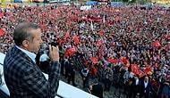 """R.T.Erdoğan: """"Evlatlarıma helal lokma yedirmediğim halde.."""""""