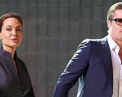 Angelina Jolie'den Brad Pitt'e Sevişme Yasağı