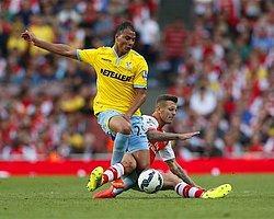 Arsenal'i Ramsey Kurtardı