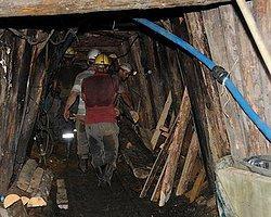 Zonguldak'ta Kaçak Kömür Ocağında Göçük