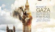 Gazze Yerine Dünyanın Önemli Şehirleri Bombalansaydı Nasıl Olurdu Sorusuna Cevap 7 Görsel