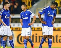 Schalke 04'te Büyük Yıkım 3. Lig Takımına Elendiler