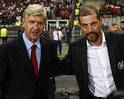 "Bilic İtiraf Etti! ""Maç Sonu Wenger'den..."""