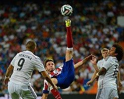 Real Madrid ile Atletico Madrid Berabere