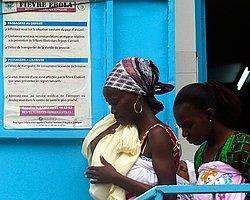 Ebola Yüzünden Maç Yasağı