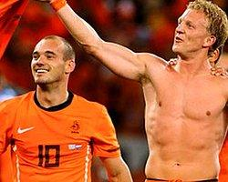 Hiddink de Sneijder ve Kuyt'tan Vazgeçmedi