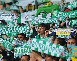 Bursaspor Taraftara Maçları Kapattı!