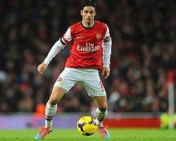 Arsenal Kaptanı İki Hafta Yok