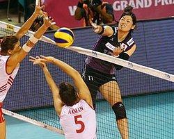 Dünya Grand Prix'te Türkiye Japonya'ya 3-0 Yenildi