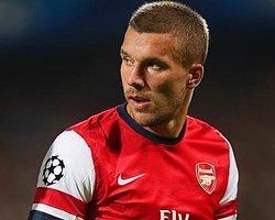 Podolski'nin Menajerinden Flaş Galatasaray Açıklaması